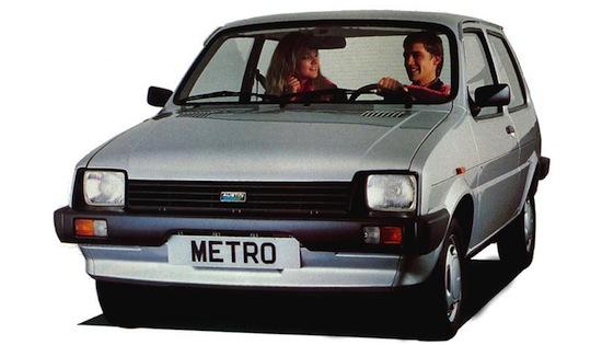 Austin Metro 1985 (1)