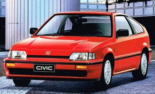 Honda CRX ()