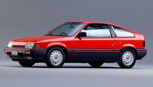 Honda CRX (8)