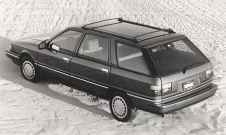 Renault Medallion Station WAgon (1)