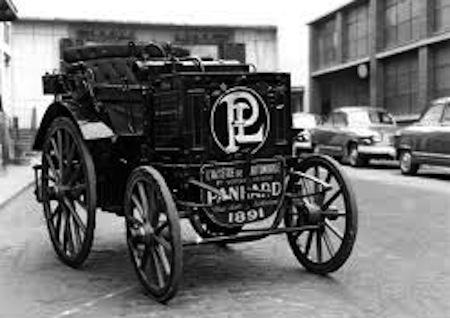 Panhard Type A P2D a