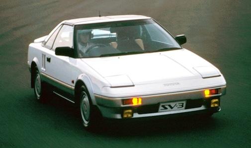Prototype Toyota SV3