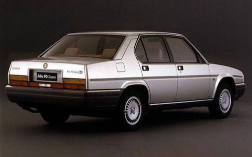 Alffa Romeo 90 (2)