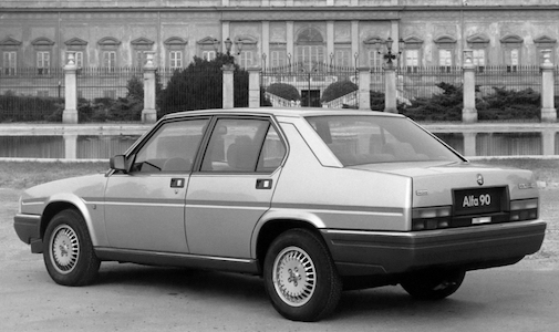 Alffa Romeo 90 (3)