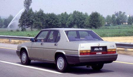 Alffa Romeo 90 (4)