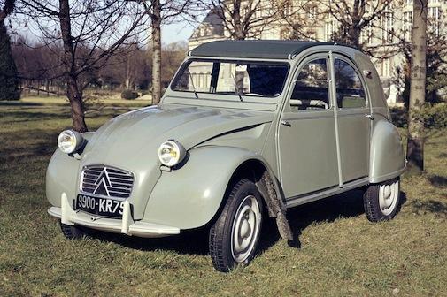 Citroën 2CV AZ Na