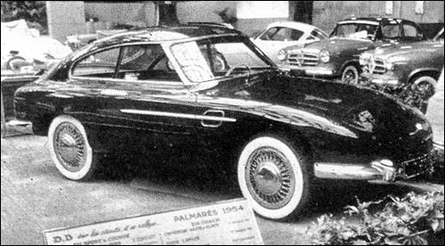DB HBR5 1954