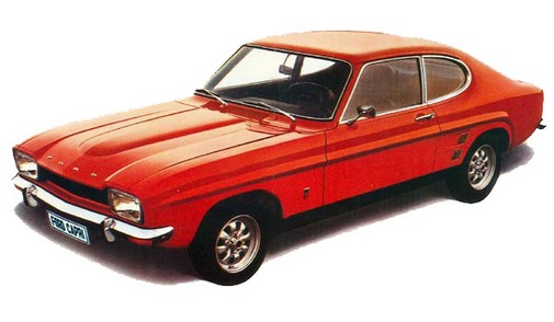 Ford Capri 1973