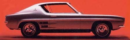 Ford Capri prototype (a)