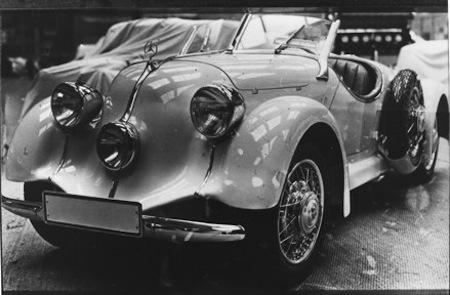 MB W30 Sport Roadster IAMA 1935