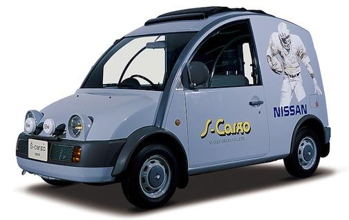 Nissan S-Cargo (4)