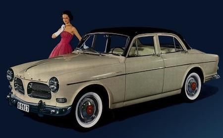 Volvo 122S 1958