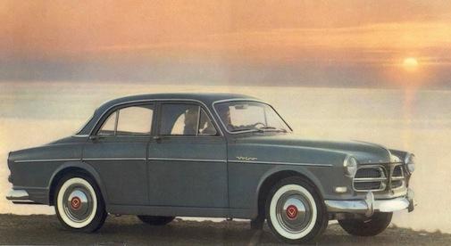Volvo Amazon 1957