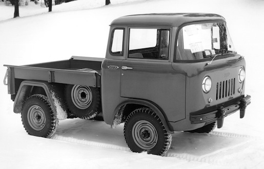 Willys Jeep FC-150 (1)