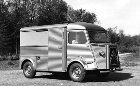 Citroën Type H 1948 (1)