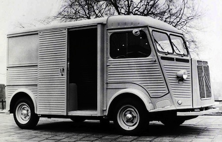 Citroën Type H (a)