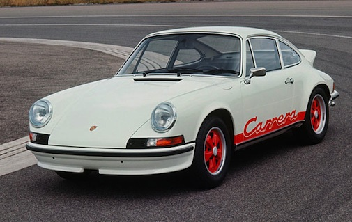 Porsche 911 Carrera RS 2.7 (2)