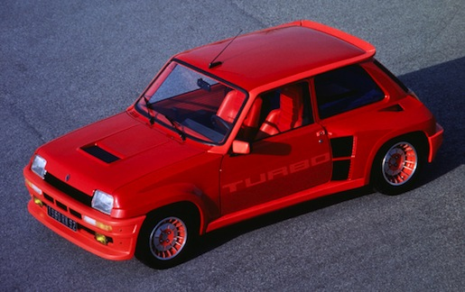 Renault 5 Turbo (z)