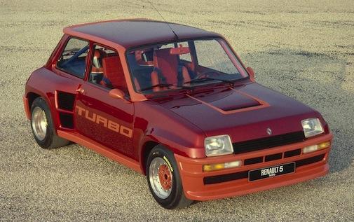 renault 5 Turbo prototype (1)