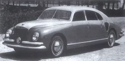 Isotta Frachini 8 Caproni 1947