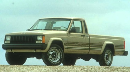 Jeep Commanche 1990