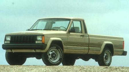 Jeep Commanche 1990