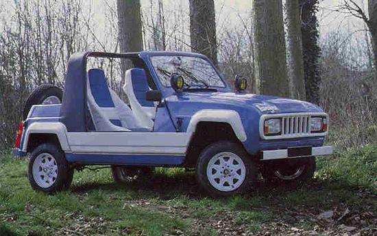 Renault 4 Baja (1)