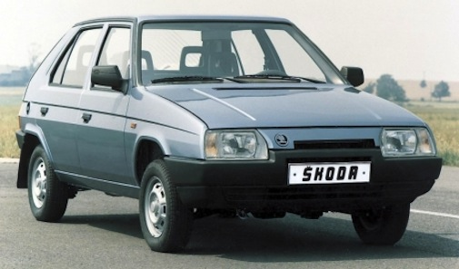 Skoda Favorit (10)