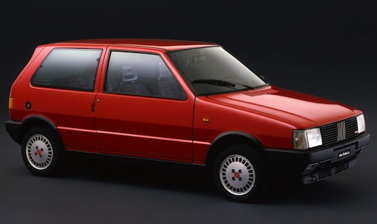 Fiat Uno Turbo ie (3)