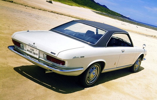 Mazda Luce coupe (1)