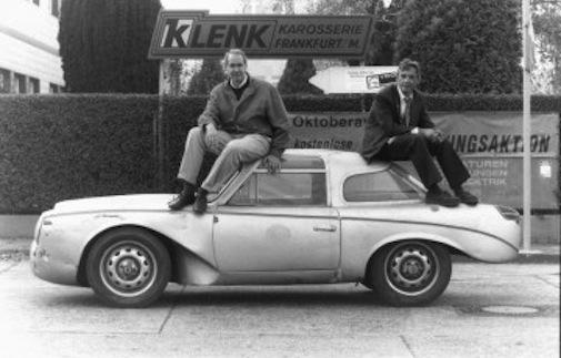 Porsche 356 par Glockler (1)