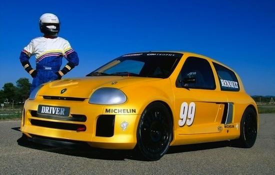 Renault CLio V6 Trophy