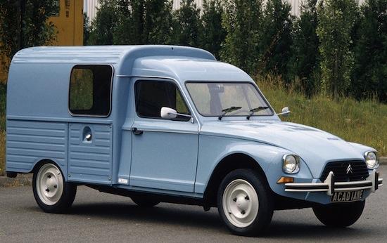 Citroën Acadiane (1)