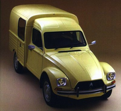 Citroën Acadiane (5)