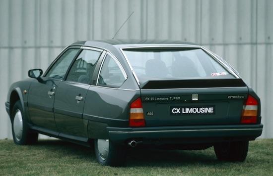 Citroën CX Limousine (1)