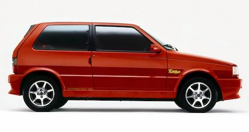 Fiat Uno Turbo IE Bresil (1)