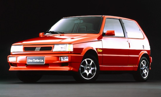 Fiat Uno Turbo IE Bresil (2)