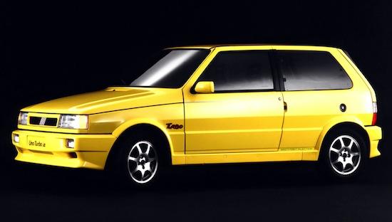 Fiat Uno Turbo IE Bresil (3)