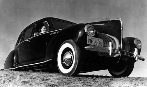 Lincoln Zephyr 1940