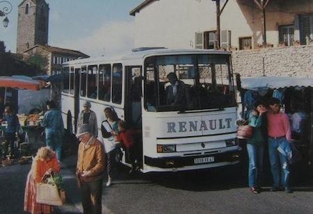 Renault S53 RX Ligne