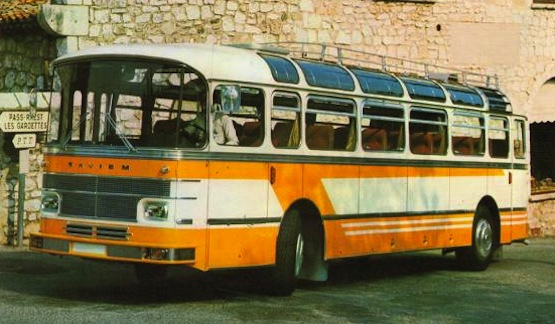 Saviem S45 Excursion