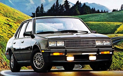 Cadillac Cimarron 82 (1)
