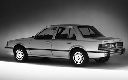 Cadillac Cimarron 88 (1)