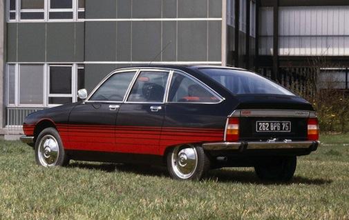 Citroën GS Basalte (1)