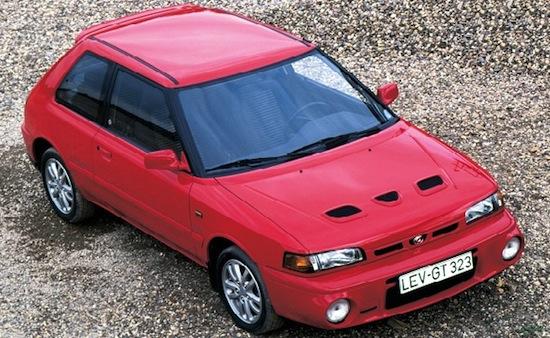 Mazda 323 GTR (3)
