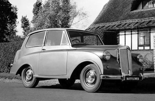 Triumph Mayflower (2)