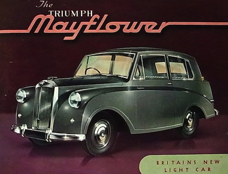 Triumph Mayflower (4)