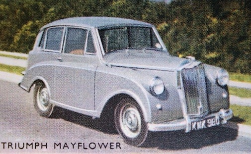 Triumph Mayflower (6a)