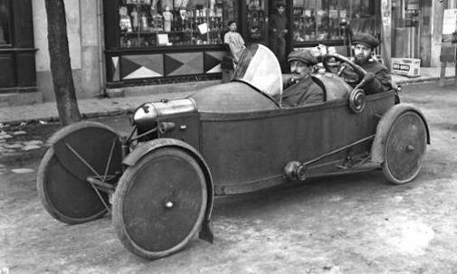 Bedelia course 1913