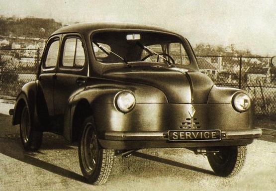 Renault 4CV Service (1)
